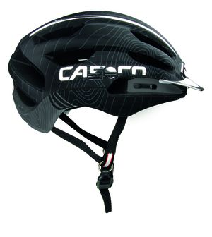 Casco Hjälm Full Air RCC Black-Chrome